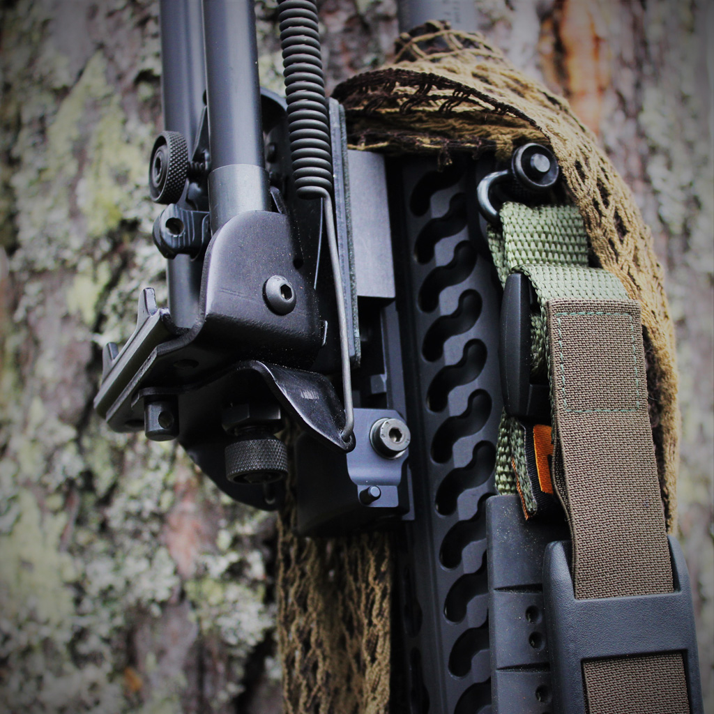 3HGR Marksman – a versatile gun rest and carrying system